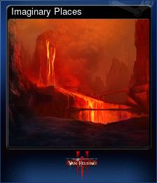 Imaginary Places (Коллекционная карточка)