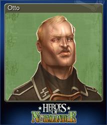 Otto (Коллекционная карточка)