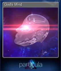 God's Mind (Коллекционная карточка)