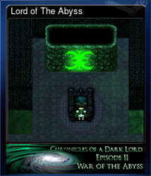 Lord of The Abyss