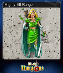 Mighty Elf Ranger