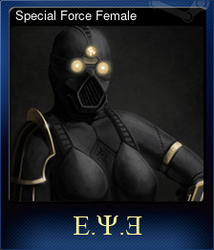 Special Force Female