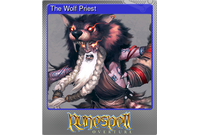 The Wolf Priest (Foil)