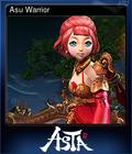 Asu Warrior