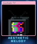 Aesthetic TV