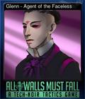 Glenn - Agent of the Faceless