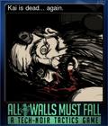 Kai is dead... again.