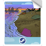 Beach (Trading Card)