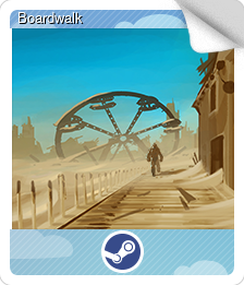 Boardwalk (Trading Card)