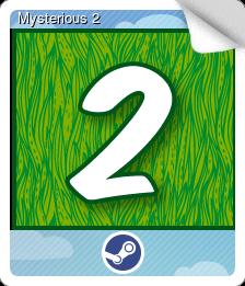Mysterious Card 2