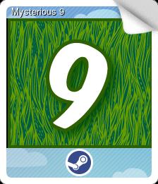 Mysterious Card 9