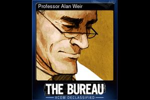Professor Alan Weir