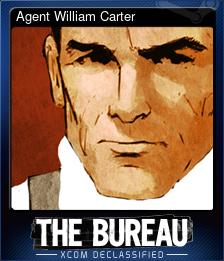 Agent William Carter