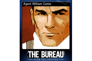 Agent William Carter