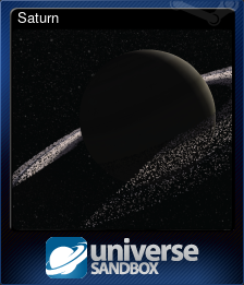 Saturn (Trading Card)