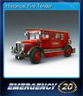 Historical Fire Tender