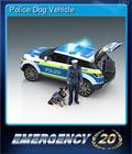 Police Dog Vehicle
