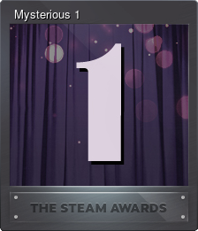 Mysterious Card 1