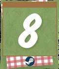 Mysterious Card 8