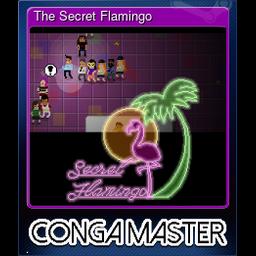 The Secret Flamingo