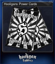 Hooligans Power Cards