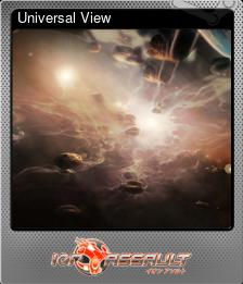 Universal View (Foil)
