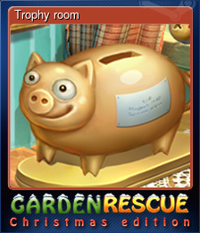 Trophy room (Trading Card)