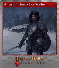 A Knight Ready For Winter (Foil)