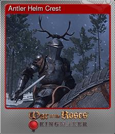 Antler Helm Crest (Foil)