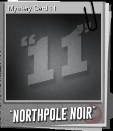 Mysterious Card 11