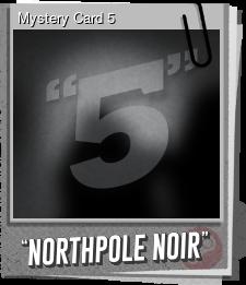 Mystery Card 5