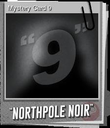 Mystery Card 9