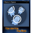 Aliens in Space