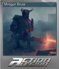 Minigun Brute