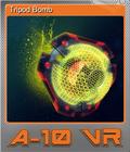 Tripod Bomb