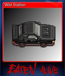 Wild Stallion (Trading Card)