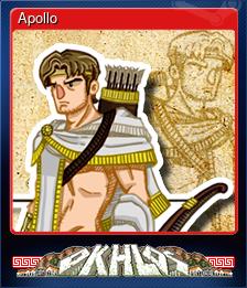 Apollo (Trading Card)