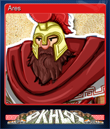 Ares (Trading Card)