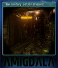 The military establishment