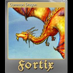 Common Dragon (Foil)