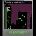 The city of blinding lights (Foil)