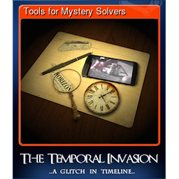 Tools for Mystery Solvers (Trading Card)