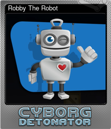 Robby The Robot (Foil)