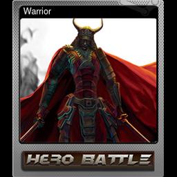 Warrior (Foil)