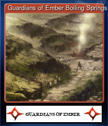 Guardians of Ember Boiling Springs