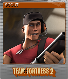 SCOUT (Foil Trading Card)