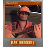 ENGINEER (Foil Trading Card)