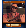 ENGINEER (Trading Card)