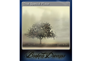 That Special Place Trading Card