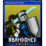 Abandoned Knight (Trading Card)